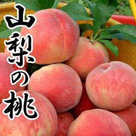 桃 山梨県 産地直送 約1.5kg (白鳳・白桃・甲斐黄金桃)