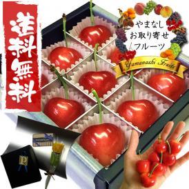 父の日 プレゼント さくらんぼ 大粒 紅秀峰・レーニア ※送料無料(一部をのぞく)※父の日に間に合わない場合もございます
