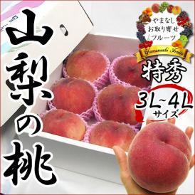 桃ギフト 山梨県産もも 約2kg (白鳳・白桃・甲斐黄金桃)※オプションでお届け予定をご選択下さい