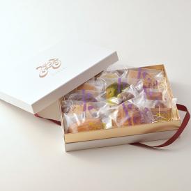 伝統と文化の町・日本橋浜町で、フランス菓子の手法を用いて職人が丹精を込めて作り上げた焼き菓子14品