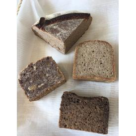 最小単位でお試しいただけるドイツパンのセットです。