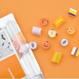 ハロウィン限定のキャンディセット