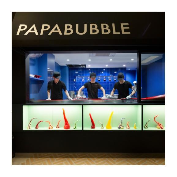 限定 PAPABUBBLE 光るロリポップセット パパブブレ 06