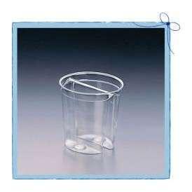 デザートカップ カップ&カップ 210ml×2 (500個)