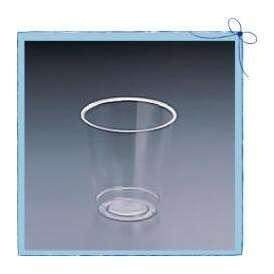 プラスチックカップ DI-240DS 230ml (50個)