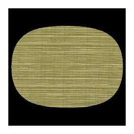 【sale】マット 尺3小判マット AS-10-10 ゴールド 390x292mm 1枚 <br>敷マット テーブルマット 樹脂マット ランチョンマット02P05Sep15