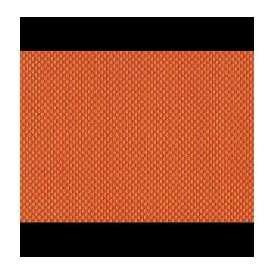 【sale】マット 尺3長手マット AS-6-8 オレンジ 390x265mm 1枚 <br>敷マット テーブルマット 樹脂マット ランチョンマット02P05Sep15