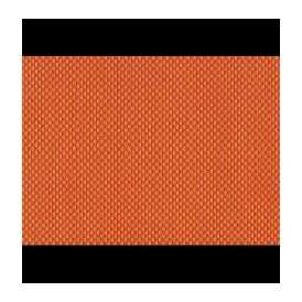 マット 尺3長手マット AS-6-8 オレンジ 390x265mm 1枚 <br>敷マット テーブルマット 樹脂マット ランチョンマット02P05Sep15