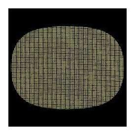 【sale】尺3小判マット AS-9-16 変わり市松 390x292mm 1枚 <br>敷マット テーブルマット 樹脂マット ランチョンマット02P05Sep15