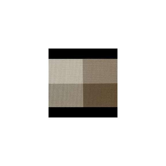 【sale】マット 尺4.5長手マット AS-8-6 ブラウン市松 435x305mm 1枚 <br>敷マット テーブルマット 樹脂マット ランチョン02P05Sep1501