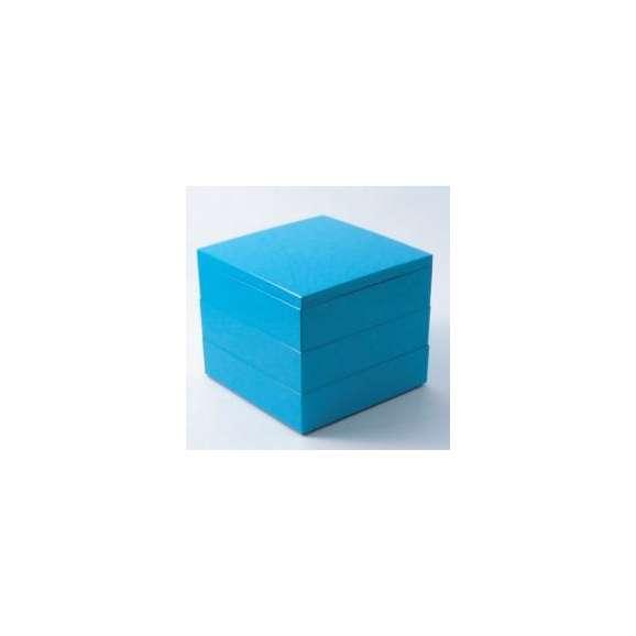 【メーカー直送】Party Box パーティーボックス 180 BU 【お弁当箱/遠足/ピクニック/シンプル/カラフル/お花見】01