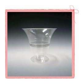 デザートカップ PS88-180A (300個)<br>【ゼリー スウィーツ パフェ デザートカップ プラスチック】