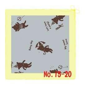 OPP袋 オーピーパック くま[0.03mm] No.15-20(巾150x長さ200mm)(50枚/パック) <br>【ラッピング/ギフト/プレゼント/お菓子/透明/柄付き】
