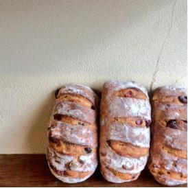 菓子屋の作るちょっとリッチなパン8種(季節のパン含む)