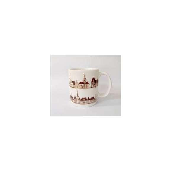 ポティエコーヒーオリジナルマグカップ(タウン) L01
