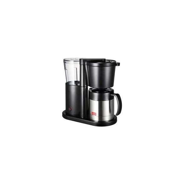 【送料無料☆41%OFF】メリタ コーヒーメーカーNEUE(ノイエ)ジェットブラック MKM-535/B01