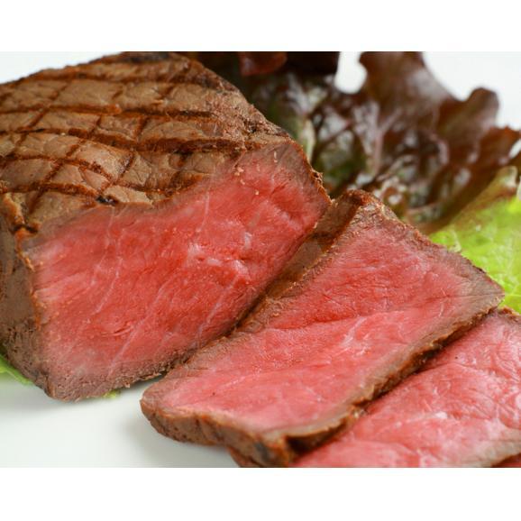 【送料無料】熟成肉 和牛ローストビーフ 200g 2P (ローストビーフソース付)01