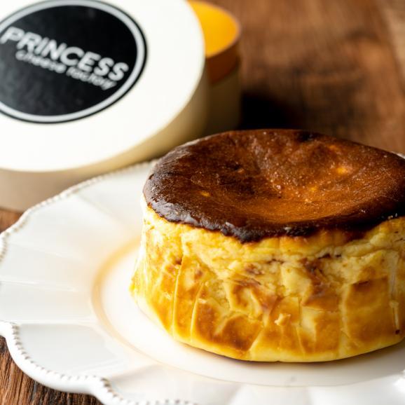 Princess Basquecheese Cake02