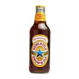イギリス ニューキャッスル ブラウンエール 瓶 輸入ビール 330ml×24本