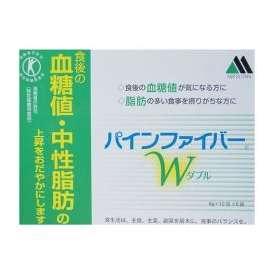 パインファイバー W 6g×10包×6袋 松谷化学工業