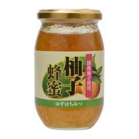 リケン 国産柚子使用 柚子蜂蜜 400g ユニマットリケン