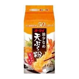 オーマイ 油少なめ天ぷら粉 500g 日本製粉
