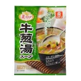 美-SOUP 牛葱湯(ギュウネギタン)スープ 3袋入 理研ビタミン