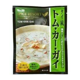 スパイスリゾート タイ風トム・カー・ガイ 44.2g エスビー食品