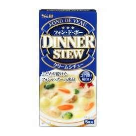 フォン・ド・ボー ディナー クリームシチュー 97g エスビー食品
