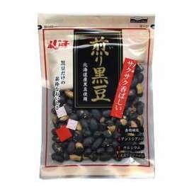 ふじっ子 煎り黒豆(北海道産黒豆使用) 60g フジッコ