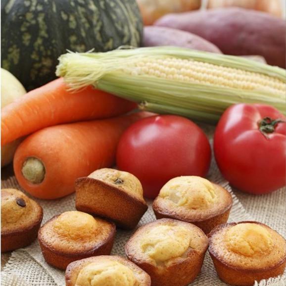 野菜畑のマドレーヌ01