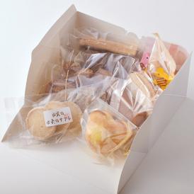 【送料無料】創作スイーツレーヴ店頭人気焼き菓子10種入りお試しBOX