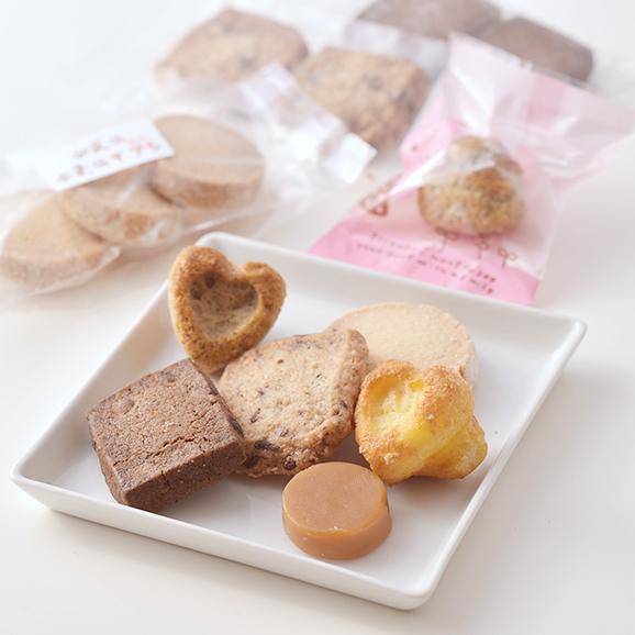 【送料無料】おすすめお菓子10個入りお試しBOX01