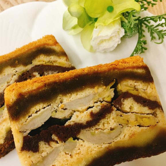 ハーフ&ハーフ 農園ふたばの完熟バナナケーキ×おいしさぎっしり!!りんごのケーキ03