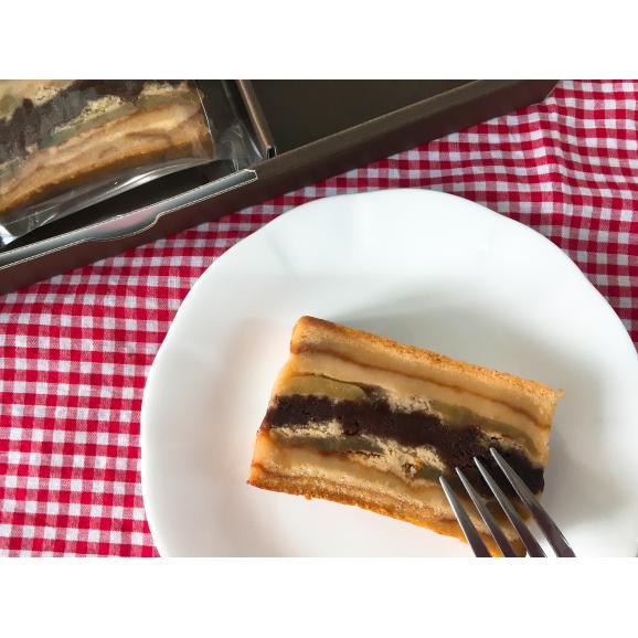 ハーフ&ハーフ 農園ふたばの完熟バナナケーキ×おいしさぎっしり!!りんごのケーキ04