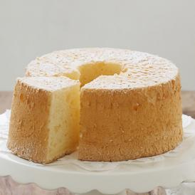ふん和り香る♫和菓子屋さんも絶賛!のシフォンケーキ