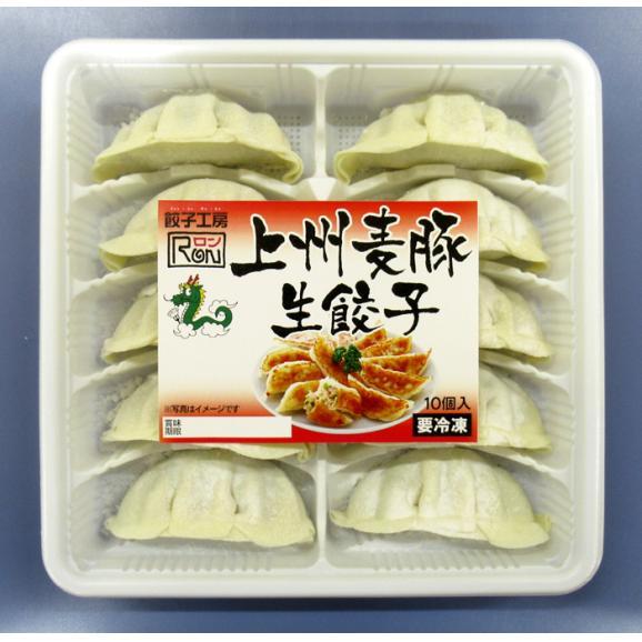餃子工房RON オススメ餃子セット 【 4種合計110個 】05