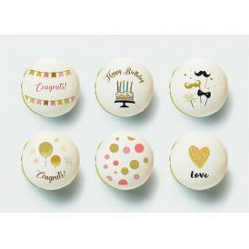 Happy Birthday マカロン(6個入り)