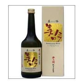 西の関 美吟 純米吟醸酒 720ml瓶 萱島酒造 大分県 化粧箱入
