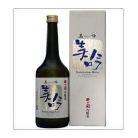 西の関 美吟 吟醸酒 720ml瓶 萱島酒造 大分県 化粧箱入