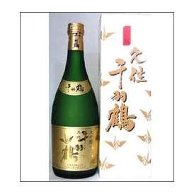 千羽鶴 大吟醸 720ml瓶 佐藤酒造 大分県 化粧箱入【取寄商品】