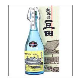 薫長 純米酒 豆田 720ml瓶 クンチョウ酒造 大分県 化粧箱入【取寄商品】