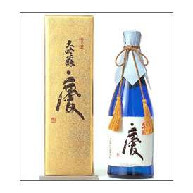 大吟醸 低温貯蔵酒 慶 720ml瓶 久家本店 大分県 化粧箱入 【取寄商品】