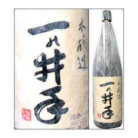 一の井手 本醸造 1800ml瓶 久家本店 大分県 化粧箱なし 【取寄商品】