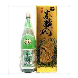 【取寄商品】宗麟 本醸造原酒 1800ml瓶 小手川酒造 大分県 化粧箱入