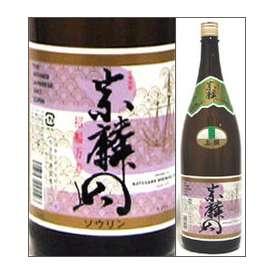 【取寄商品】宗麟 上撰 1800ml瓶 小手川酒造 大分県 化粧箱なし