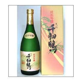 千羽鶴 純米吟醸 720ml瓶 佐藤酒造 大分県 化粧箱入【取寄商品】