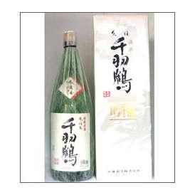 千羽鶴 吟醸 1800ml瓶 佐藤酒造 大分県 化粧箱入【取寄商品】