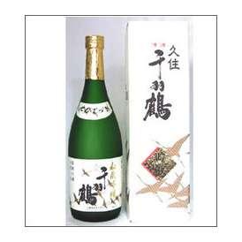 千羽鶴 吟醸 720ml瓶 佐藤酒造 大分県 化粧箱入【取寄商品】