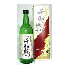 千羽鶴 本醸造 720ml瓶 佐藤酒造 大分県 化粧箱入【取寄商品】